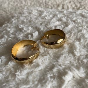Vintage Hoop Earrings 👀✨